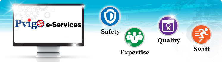 Safety / Expertise / Quality / Swift